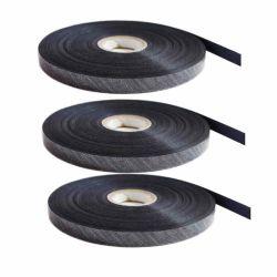 64cm x 120m rasque la lámina de estampado en caliente con gris patrón cebra la transferencia de calor al papel de la tarjeta de PVC