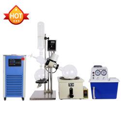 Laboratoire de l'équipement de distillation Évaporateur rotatif Rotovap vide