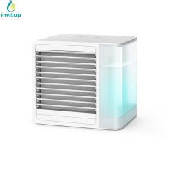 Nova página Personal Mini USB portátil Desktop Eléctrico Smart Água resfriador de ar