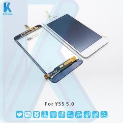 OEM 오리지널 품질 휴대폰 터치 LCD 교체 디스플레이 화면 Vivo LCD Y55 Complete - Leela