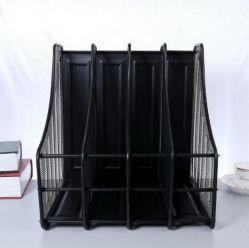 Malha de ferro metálico Four-Column Rack de Arquivo