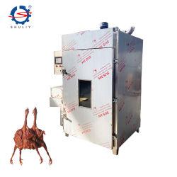 Электрический дымовой камеры на куриное мясо // рыб и курение принадлежностей курильщика машины для обработки продуктов питания растений