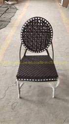 現代食事の一定のツルの椅子