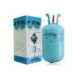 13.6kg 최고 순수성 냉각하는 가스 압축 단위를 위한 자동 에어 컨디셔너 프레온 가스 R134/134A/R134A
