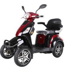 Mobilidade eléctrica nas quatro rodas scooters para deficientes ou portadores de deficiência