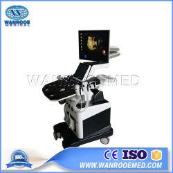 Usc900 의학 트롤리 초음파 진단 시스템 색깔 도풀러 초음파 스캐너