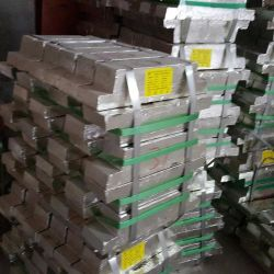 Metall Ingot Zinn Ingot hohe Qualität hergestellt in China 99,99% Reinheit