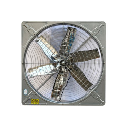 Птицы Cowhouse электровентилятора системы охлаждения и вентиляции/приводится в действие напрямую Cowhouse электровентилятора системы охлаждения двигателя