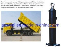 Hydraulikzylinder Für Teleskopölzylinder, Dump Truck