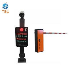 LPR/ ANPR HD-camera voertuig kentekenherkenning parkeerbeheer Besturingssoftware