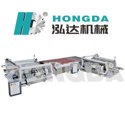 Vollautomatische Glas Gerade Linie Doppel-Eßmaschine Produktionslinie Hersteller
