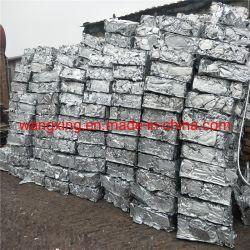 Uitdrijving 6063 van het Schroot van het Aluminium van de hoge Zuiverheid de Levering van de Fabriek van het Aluminium van /Scrap