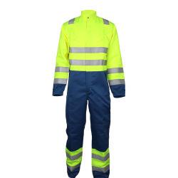 Пользовательские High-Reflection рабочей одежды Светоотражающая одежда безопасности единообразных общей