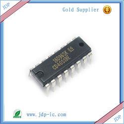 CD4051ser Pacote na linha IC Chip do interruptor de multiplexador integrado