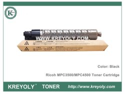 三菱粉のRicoh MPC3500/4500のための互換性のあるトナーカートリッジ