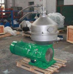Aceite de palma de aceite de oliva y separador de disco