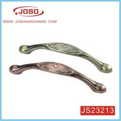De style Art déco de style européen cuivre antique Tirez la poignée pour l'Armoire à tiroir