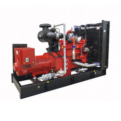 Generator van het Gas van de Motor van het Biogas van het Plan van de Macht van Cummins de Bio voor Verkoop