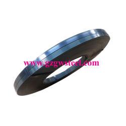 青い冷間圧延された鋼鉄ストリップ65mnのばね鋼鉄テープ