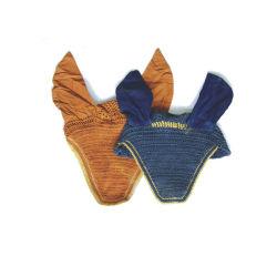 Glitter Crochet velo con orejas
