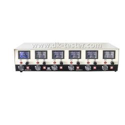 6-Channel bicicleta eléctrica/Scooter/triciclo de Plomo Ácido multifunción AGM/Gell/VRLA batería de almacenamiento de gran capacidad de carga de ciclo automático de probador de descarga 30A descargando