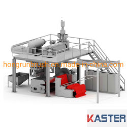 Masque chirurgical jetables chiffon Meltblown Making Machine