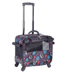 Bolsa de transporte de mascotas, un gran perro gato portador de la caja de criadero de bolsas de viaje para los gatos