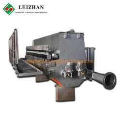 افتح صندوق رأس النوع الخاص بآلة صنع الورق