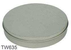 Forme ronde Boîte pour CD et de la nourriture