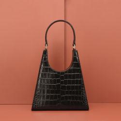 レトロ香港スタイルの新しいトレンディな韓国版 気質の方法ショルダーバッグ