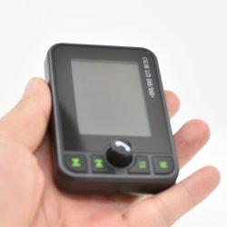 Fascia III di DAB/DAB+ 174-240 megahertz  Trasmissione di FM: Giocatore di musica di 87.5-108 megahertz Bluetooth Bluetooth Hands-Free Proiezione di diapositive del giocatore di MP3 della scheda di TF DAB+ Dls aus.