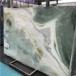 Para la Cocina de mármol verde/cocina/Workbench/vanidad/Comedor/restaurante/sobremesa/suelos de baldosa/Fondo/Panel de pared de azulejos