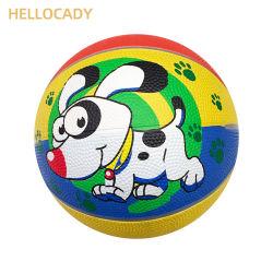 Taille personnalisée7 Enfants gonflableFabricant de basket-ball colorés