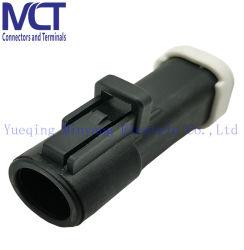 China el conector del cable sensor Lambda de Bosch para Auto coche Ford conector adaptador de montaje del cable del sensor 0258005717