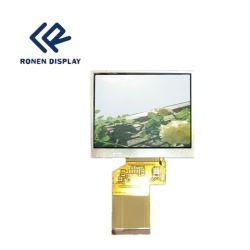 3.5 인치 320X240 TFT LCD 디스플레이 저항하는 접촉 스크린