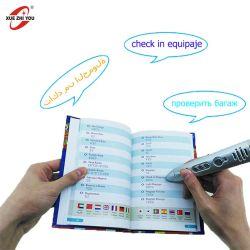 14 языках говорят перо аудио книги взрослого обучения студентов Reading Pen машины