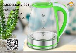 Het beste Verkopen van de Elektrische Ketel van het Water van het Glas