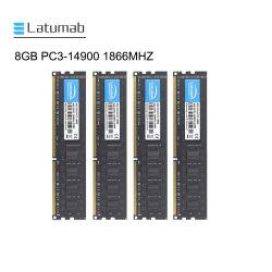 FOT Latumabの卓上コンピュータのRAMの秒チップ8GB RAM DDR3 1866MHz PC3-14900 240pinのコンピュータ・メモリの卓上コンピュータDIMM
