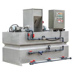 Produits chimiques de traitement des eaux usées industrielles automatique de l'équipement de dosage