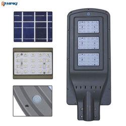 Geïntegreerde alles-in-één bewegingssensor voor straatverlichting, zonne-energie Lamp
