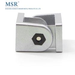 アルミニウムプロフィールのためのダイカストで形造られた亜鉛45bピボット接合箇所
