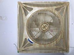 60X60 AC Newshami 14 pulgadas Ventilador de techo con LED/ Falso Ventilador de caja de techo