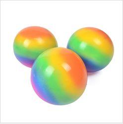 Красочный Детский со сдавливаемой трубой и игрушки винограда декомпрессию давления снятия напряжения сетки мяч для детей в детские игрушки