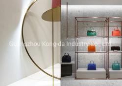 Commerce de Gros-de-chaussée sac métallique support étagère d'affichage de sac à main