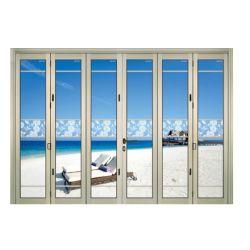 Dobragem exterior de porta rebatível Door-Waterproof/Porta Dobra de fogo/Typhoon porta rebatível/Usar porta rebatível