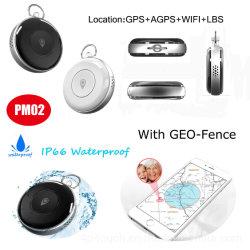 IP66はGPS個人的な追跡装置によってサポートされるNano SIMのカードPm02を防水する