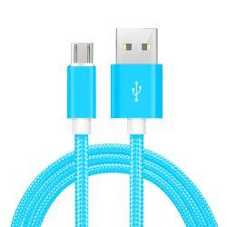 1m 1,5 м 2 м кабель micro-USB адаптер 3A Кабель для зарядки для Samsung LG многофункциональный линии передачи данных тип C быстрое зарядное устройство кабель