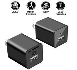 WiFi ワイヤレスミニ USB セキュリティー IP EU/US アダプター充電器カメラ