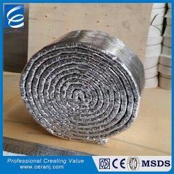 Manta de fibra cerámica de alta calidad con Al-Foil
