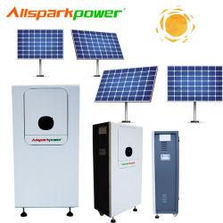 6000 Ciclo de Vida 48V 5kwh 7kwh 10kwh de energía reemplaza en casa muro híbrido Ess off-grid Inverter Li-ion de litio ion LiFePO4 de la batería